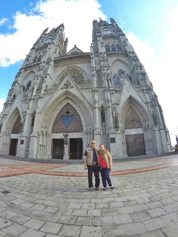 Where is Quito in an Ecuador map, understand Quito Location